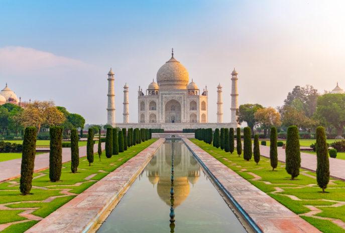 Viaje de lujo a India y Triangulo de Oro