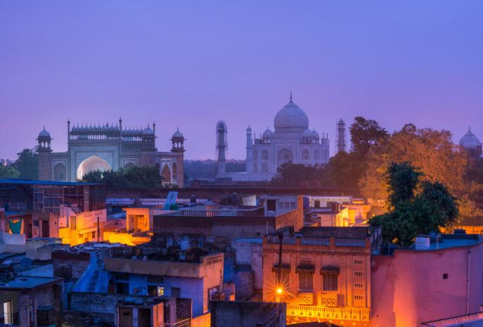 viaje de lujo india nepal 13 dias