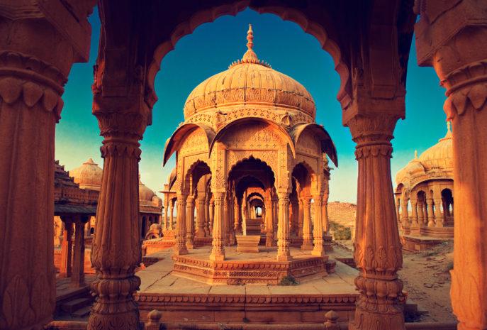 Viaje de lujo a la India de 17 dias