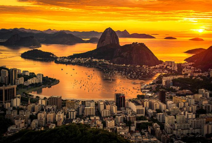 viaje de lujo a brasil de 13 dias