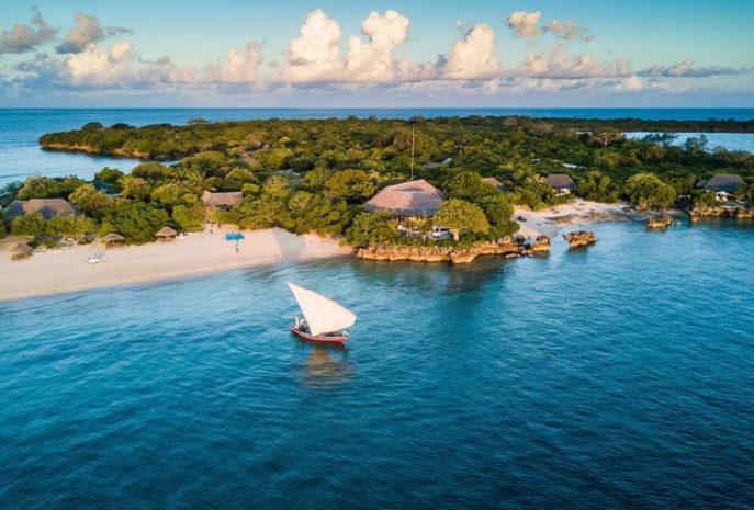 Viaje de lujo a Mozambique Azura Quilalea Lodge