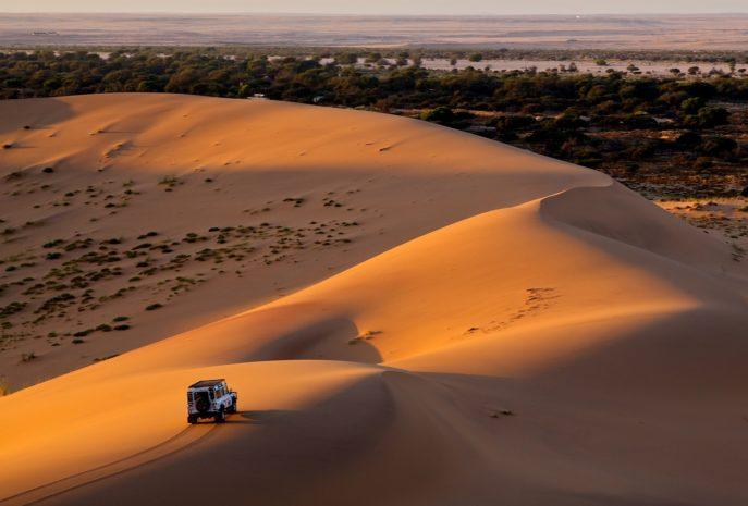 viajes de lujo a namibia