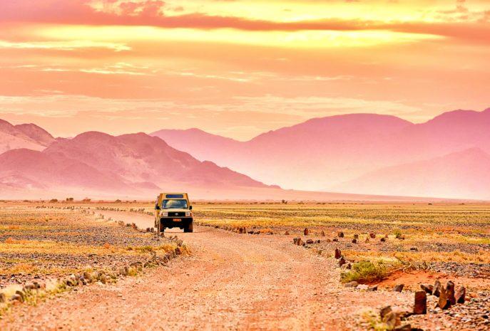 viaje de lujo namibia 12 dias