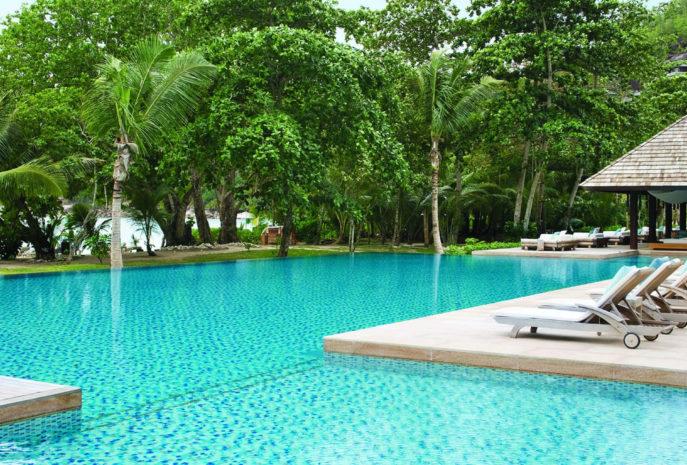 Viaje de lujo a Seychelles Four Seasons Resort