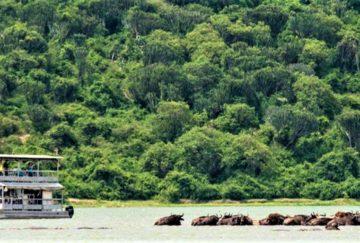 Viaje Lujo Uganda - Canal de Kazinga