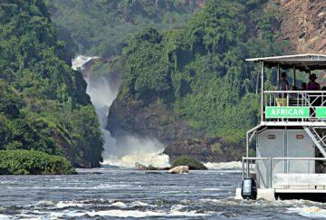 Viaje Lujo Uganda - Murchinson Falls