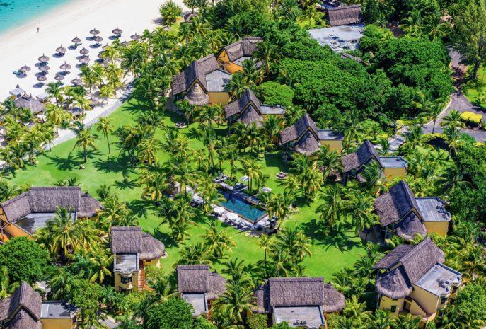 viaje de lujo isla mauricio hotel dinarobin