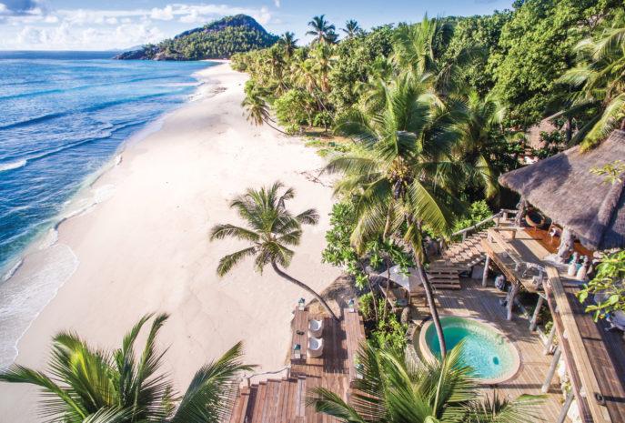 Viaje de lujo a Islas Seychelles en Hotel North Island