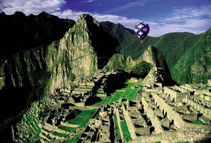 Viajes de lujo a Peru